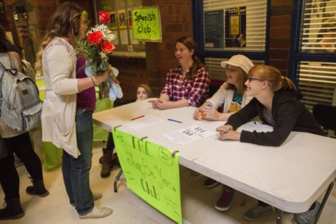 New Clubs Presented During Club Rush Week