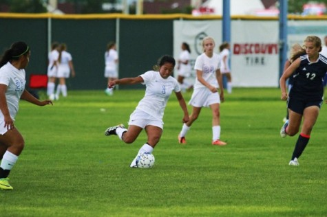Girls' soccer team aims for State