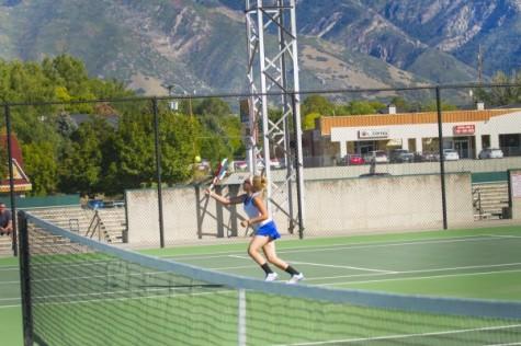 Girls' Tennis team enters Region prepared