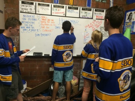 SBOs use new ideas to form student unity