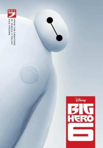 Big Hero 6 proves successful yet a little cluttered