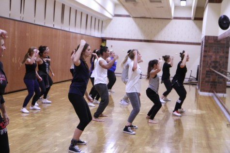 Dancing benefits students