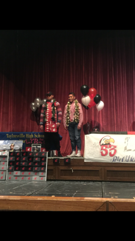 Athletes sign Letter of Intent for their football dreams