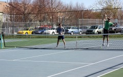Boys' tennis team begins new season