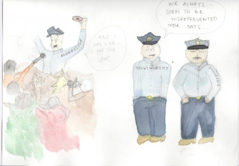 Police brutality: two sides to every story
