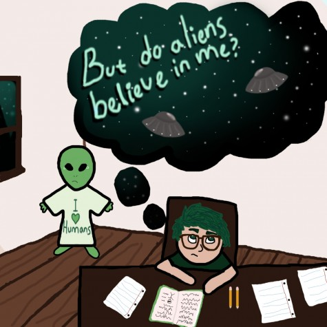 Staff Editorial: Existential crisis cause doubt