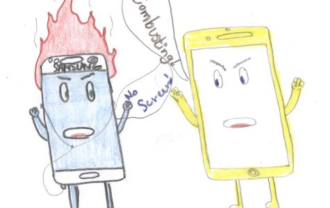 Staff Ed: Apple vs. Android debate heats up