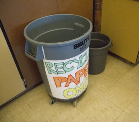 Schools help promote proper recycling