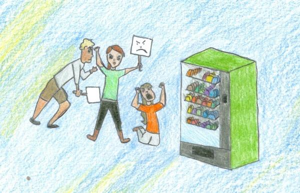 Staff Editorial: New vending machines disappoint