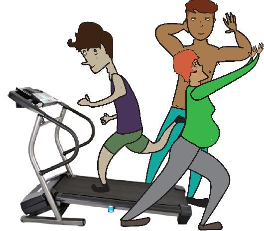 The benefits to exercising healthily