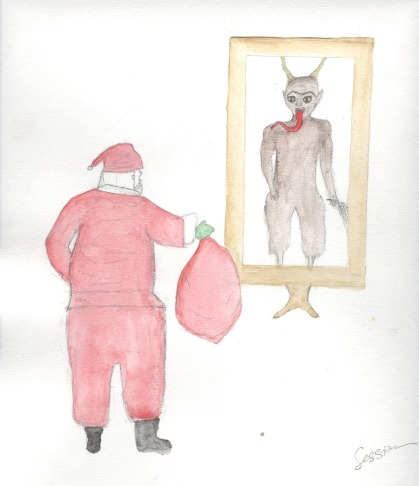 Staff Editorial: Celebrating with Krampus