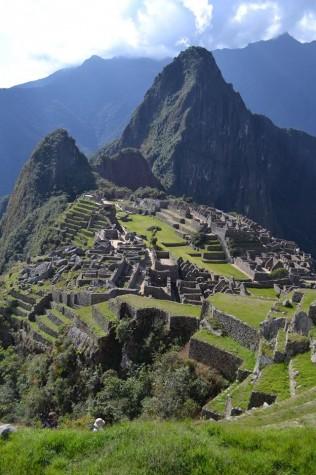 Students relish culture during Peru trip