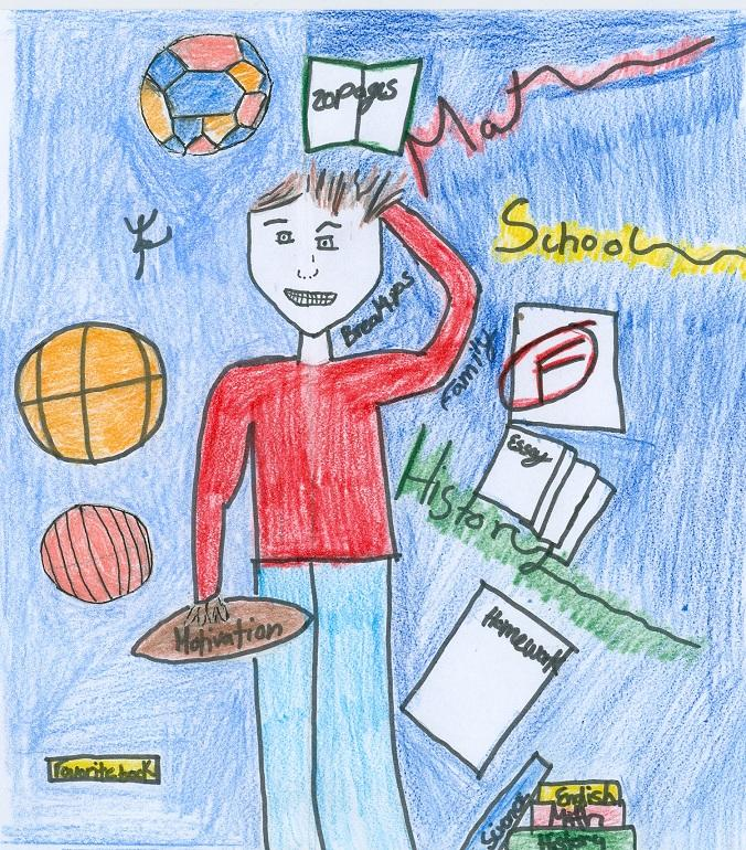Students stuggle to stay motivated