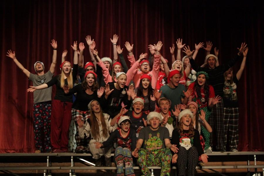 Choir program enhances season