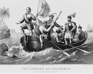 Columbus Day conquered by Indigenous Peoples' Day