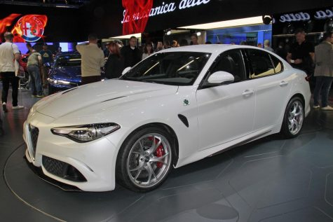 The anticipated return of the Giulia from Alfa Romeo