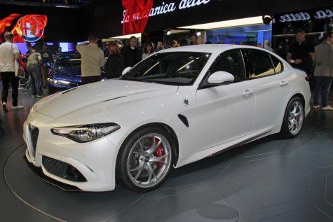 The anticipated return of the Giulia from Alfa Romeo