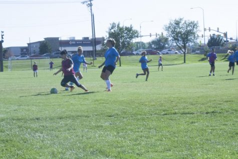 Girls' soccer want to improve
