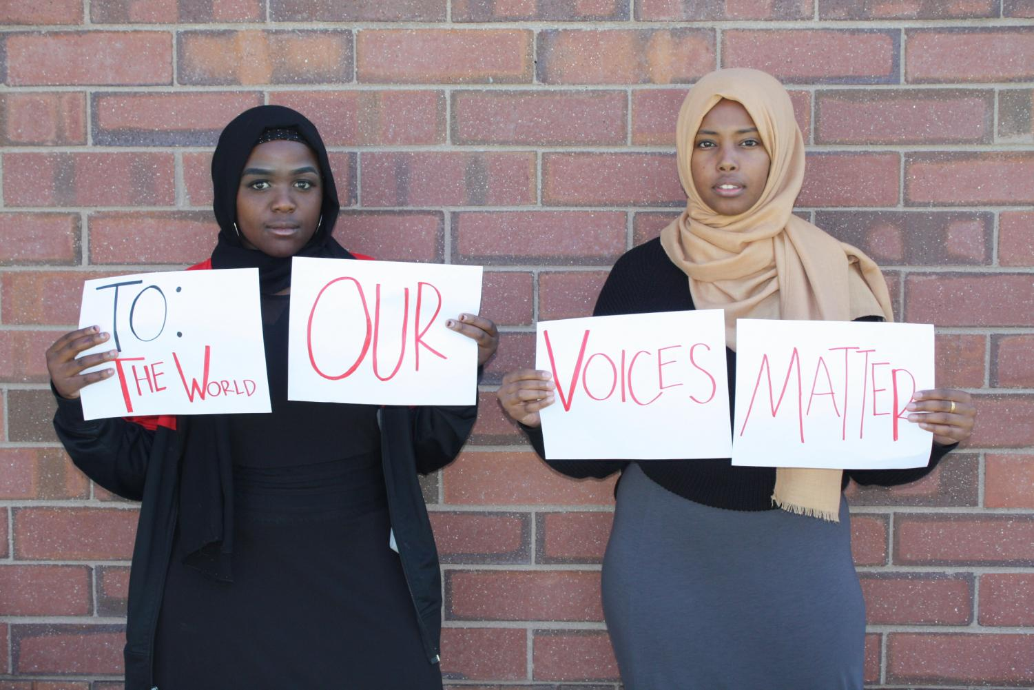 Muslim students take a stand against hate and bigotry. They refuse to let their voices be silenced in a climate of fear and violence.