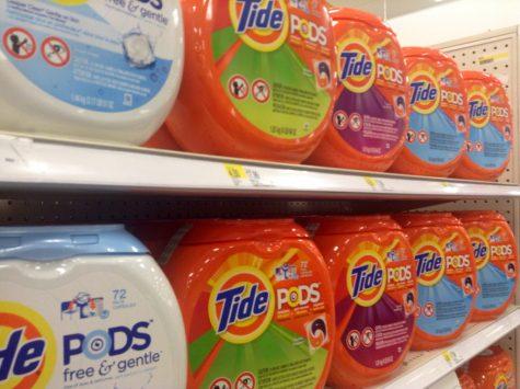 Tide Pod challenge goes viral