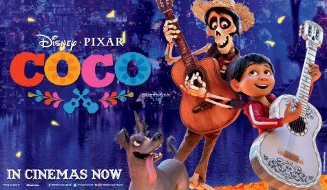 Coco representa a Mexico en los Oscars
