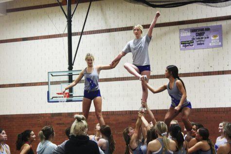 Life of a cheerleader