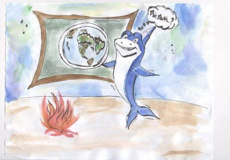 Snarknado: Flat Earth Society