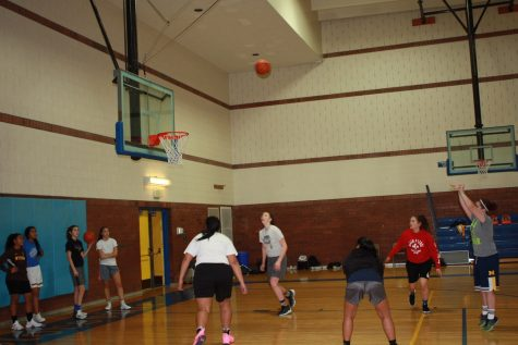 Taylorsville Girl Basketball Season