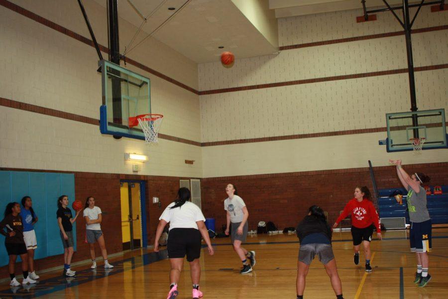 Taylorsville+Girl+Basketball+Season