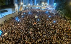 Anti-government protests cause celebrity ban