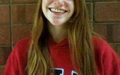 Senior Nicole Taylor