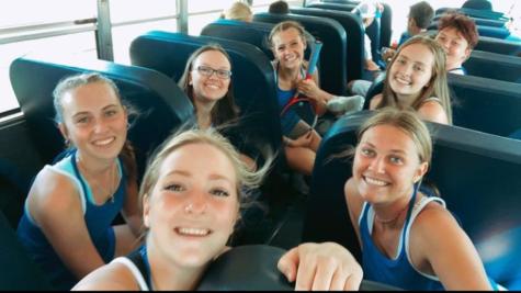 Senior Profiles: Girls' Tennis